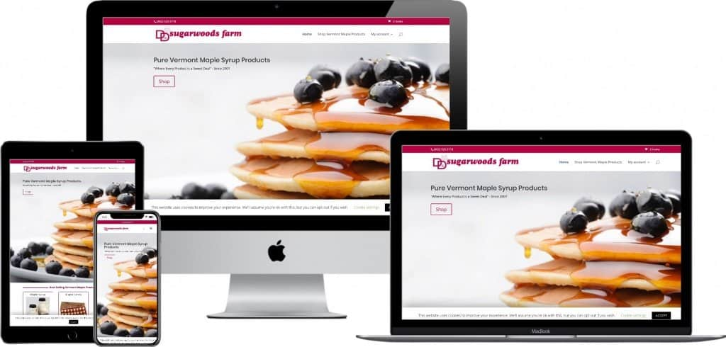Responsive Web Design - Larry Bohen Web Solutions